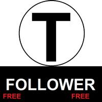 tfollower free 徽标