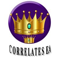 correlates 徽标