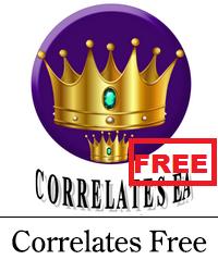 Форекс робот Correlates Free logo