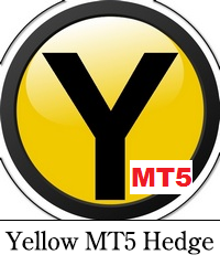 Yellow MT5 Hedge EA logo