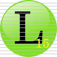 робот level15 лого