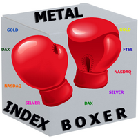 metal index boxer pro 徽标