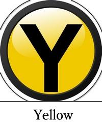 Yellow EA 徽标