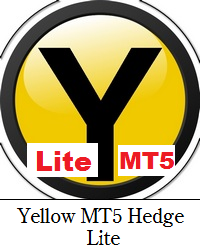Yellow MT5 Lite EA 徽标