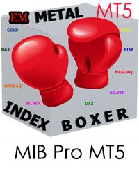 MIB Pro MT5 EA logo
