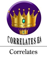 Correlates EA logo
