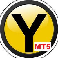 Yellow MT5 Hedge logo
