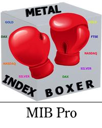 MIB Pro robot de forex logo