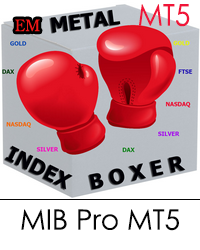 MIB Pro MT5 robot de forex logo