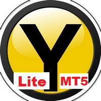 Yellow MT5 Lite logo