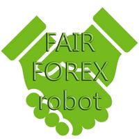 Fair робот лого