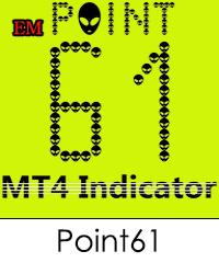 Forex indicator Point61 logo
