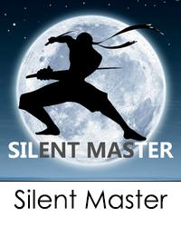 de Silent Master EA logo