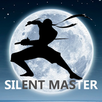 Silent Master логотип