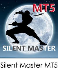 Silent Master MT5 EA logo